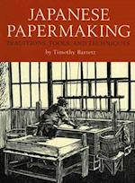 Japanese Papermaking af Timothy Barrett