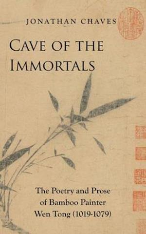 Bog, paperback Cave of the Immortals af Jonathan Chaves