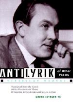 Antilyrik and Other Poems (Green Integer, nr. 73)