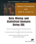 Data Mining & Statistical Analysis Using SQL