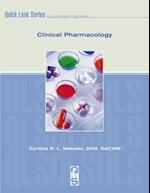 Clinical Pharmacology (Quick Look Series in Veterinary Medicine)