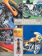 Superbikes of the Seveties , Db1817 af Roland Brown