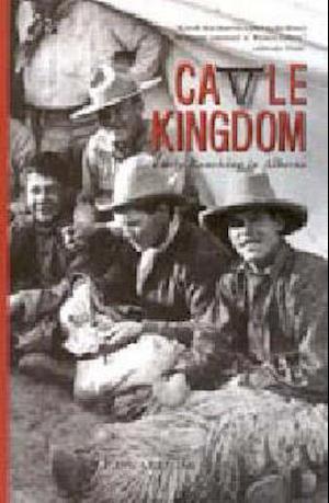 Bog, paperback Cattle Kingdom af Edward Brado