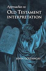 Approaches to Old Testament Interpretation