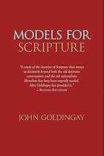 Models for Scripture