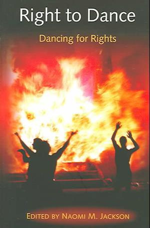 Bog, paperback Right To Dance af Naomi M. Jackson