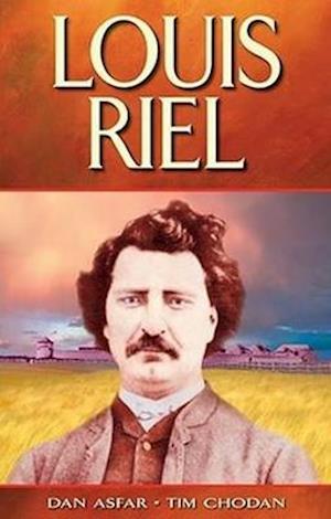 Bog, paperback Louis Riel af Dan Asfar