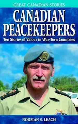 Bog, paperback Canadian Peacekeepers af Norman S. Leach
