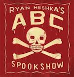 Ryan Heshka's ABC Spookshow af Ryan Heshka