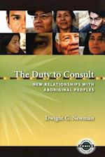The Duty to Consult (Purich's Aboriginal Issues)