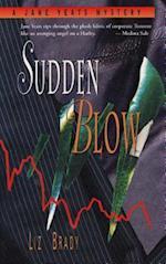 Sudden Blow (Jane Yeats Mysteries)