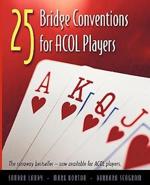 25 Bridge Conventions for ACOL Players