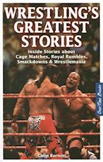 Wrestling's Greatest Stories af Colin Burnett