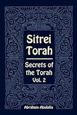 Sitrei Torah, Secrets of the Torah, Vol. 2 af Abraham Abulafia