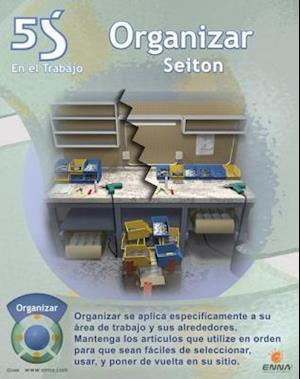 5S Straighten/Set in Order Poster (Spanish)