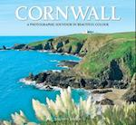 Cornwall in Cameracolour (Souvenir picture books)