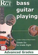 Bass Guitar Playing