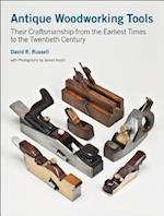 Antique Woodworking Tools af James Austin, David Russell