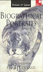 Britain & Japan (Britain Japan Biographical Portraits)