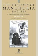 The History of Manchuria, 1840-1948