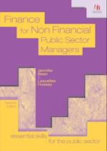 Finance for Non-Financial Public Sector Managers