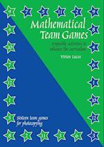 Mathematical Team Games