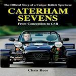 Caterham Sevens af Chris Rees