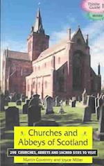 Churches and Abbeys of Scotland (Thistle Guide)