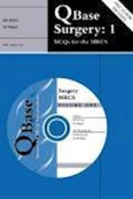 QBase Surgery: Volume 1, MCQs for the MRCS af James Green, Saj Wajed
