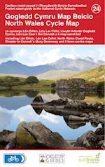 North Wales Cycle Map 24