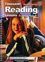 Timesaver Reading Lessons - Intermediate / Advanced - Photocopiable (Timesaver)