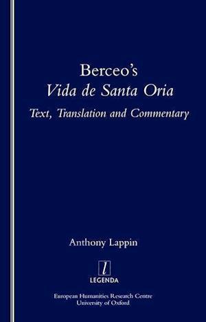 Berceo's Life of Santa Oria