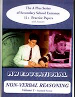 Non-verbal Reasoning ('A' Plus S)