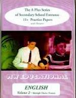 English  (Multiple Choice Format) (A Plus English)