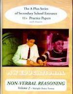 Non-verbal Reasoning (volume No) Multiple Choice Format
