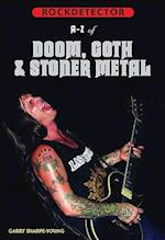 A-Z of Doom, Gothic & Stoner Metal [With CD] (Rockdetector)