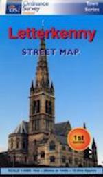 Letterkenny (Irish Street Maps)