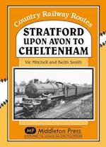 Stratford-upon-Avon to Cheltenham (Country railway route albums)