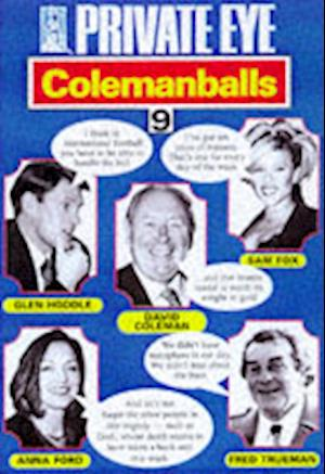 """Private Eye's"" Colemanballs"
