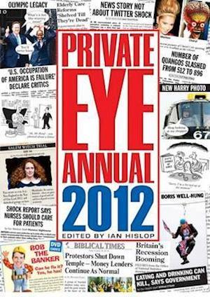 Private Eye Annual 2012