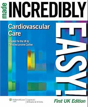 Bog, paperback Cardiovascular Care Made Incredibly Easy! UK edition af Christine Lorraine Carline