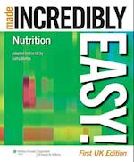 Nutrition Made Incredibly Easy! UK Edition (Incredibly Easy Series)