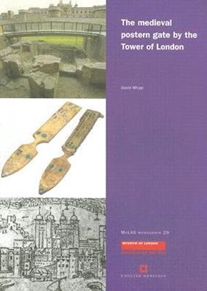 The Medieval Postern Gate by the Tower of London