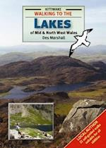 Walking to the Lakes of Mid and North West Wales