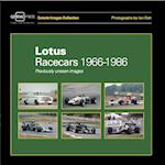 Lotus Racecars 1966-1986 af William Taylor