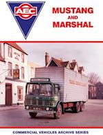 Aec Mustang and Marshal (Commercial Vehicles Archive S)