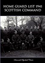 Home Guard List 1941: Scottish Command