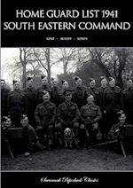 Home Guard List 1941: South Eastern Command