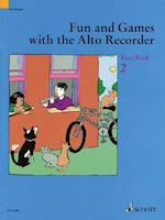 Fun And Games With the Alto Recorder