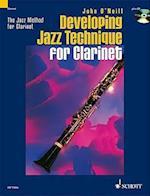 Developing Jazz Technique for Clarinet (Jazz Method for Clarinet)